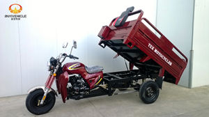 Cargo shipment Tricycle with Heavy Loading pictures & photos