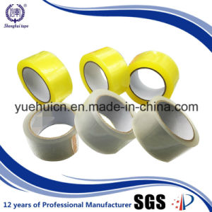 with BV Certificates Top Quality Clear Acrylic Packing Tape pictures & photos