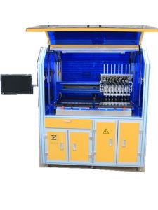 Double Plate Embedded Wire Machine pictures & photos
