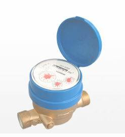 Amico Brass Body Dry Dial Single Jet Water Meter of Russia Market pictures & photos