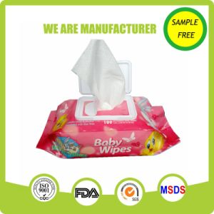 High Quality Baby Use Alcohol Free Disposable Soft Baby Wipe pictures & photos