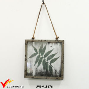 Antique Metal Home Decoration Iron Wall Hanging Picture pictures & photos