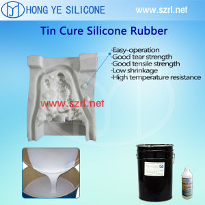 Building Contruction Mold Making Silicone Rubber (hy-630) pictures & photos