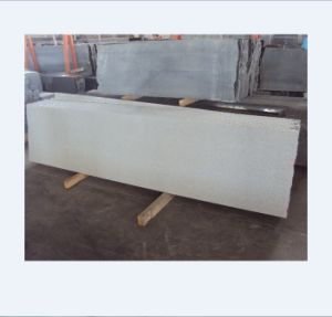 White Grey Granite G603 Slab with Sandblasted pictures & photos