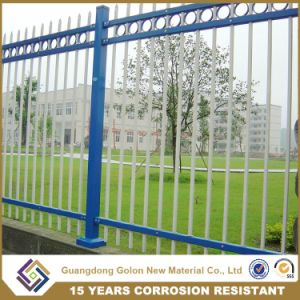 New Design Low Price Stainless Steel Metal Fence pictures & photos