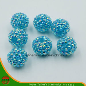 Single Hole Rhinestone Ball Beads (HANS-1612) pictures & photos