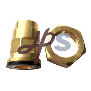 Forging Brass Water Meter Solder Fitting for Copper Tube pictures & photos