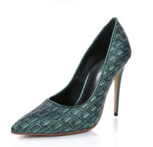 Sexy Pointed Toe High Heel Women Shoes (HC 038)