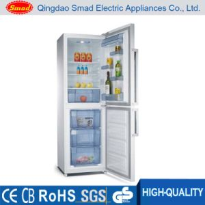 Auto-Defrost Double Door Fridge Refrigerator for Home pictures & photos