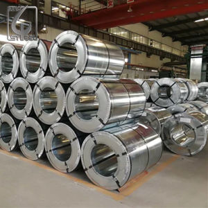 Z40-Z275 SGCC Slit Width Galvanized Steel Strip for Door Material pictures & photos