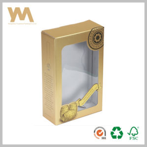 Soft Clear Folding Plastic Packaging Box pictures & photos
