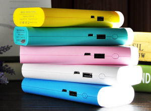16800mAh Desk Lamp Portable USB Phone Power Bank