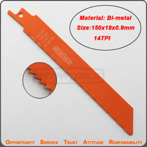 Ostartools S922bf Raker Bi-Metal Reciprocating Saw Blade for Metal Cutting pictures & photos