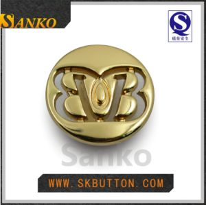 Newest Style Metal Accessory Button with High Quality