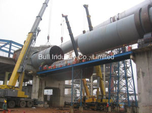 Petroleum Coke Rotary Klin Machine for Turn-Key Production Project pictures & photos