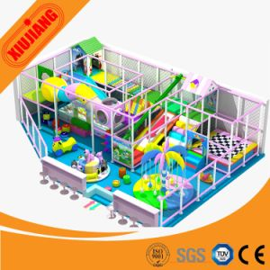 Discount Indoor Playground Equipment From Whenzhou China pictures & photos