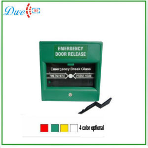 Emergency Door No Nc Push Button Switch pictures & photos