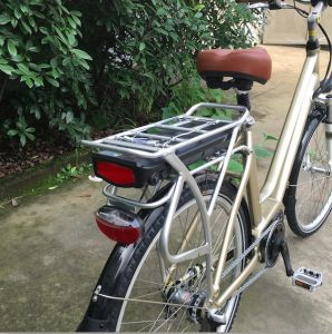 Lady Central Motor Electric Bicycle pictures & photos