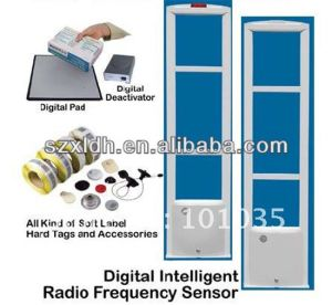 Security Anti-Thief Alarm System with DSP Board pictures & photos