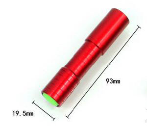 Waterproof Mini LED Flashlight Portable Aluminum Alloy Torch with 1*AA Battery Promotional Gift (1215) pictures & photos