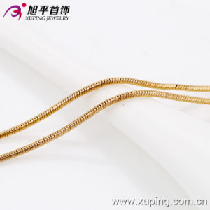 Xuping Fashion 18k Gold Color Necklace (42496) pictures & photos