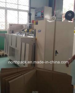 Semi-auto High Speed Stitching Machine pictures & photos