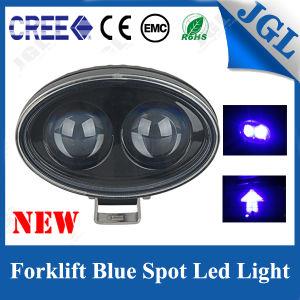 Blue Spot Arrow LED Warning Lamp 9-64V Forklift