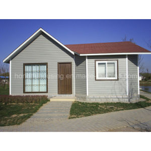 Fancy Prefab Modular Prefab House with Steel Frame pictures & photos