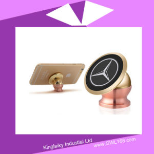 New Design Logo Printing Magnetic Phone Holder with 3m Sticker pH-0012 pictures & photos