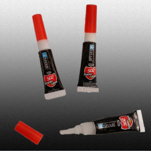 Aluminium Packaging Tube for Adhesive Glue