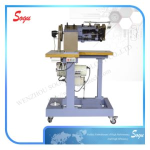 Tr PVC Leather Sewing Machine for Side Line Processing pictures & photos