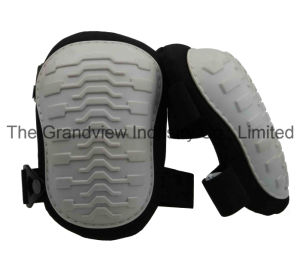 Hard PVC Cap 600d Polyester Knee Pad for Workwear (QH3060)