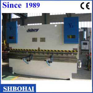 4 Axis Hydraulic Electro CNC Press Brake Machine (PPBH 100.32) pictures & photos