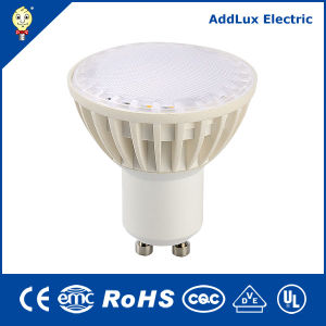 PF0.6 GU10 SMD 4W 6W 7W Dimmable LED Spotlight pictures & photos