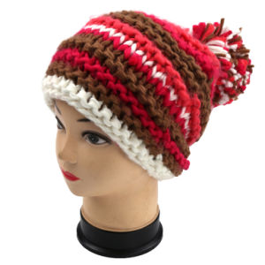 Fashion Hand Knit Hat Patterns pictures & photos