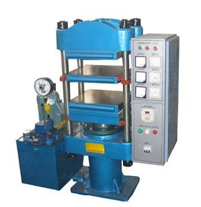 Plate Vulcanizing Press Machine pictures & photos