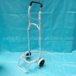 Folding Shopping Trolley with Aluminum Frame pictures & photos