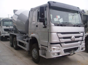 HOWO 6X4 12 M3 Concrete Mixer Truck pictures & photos