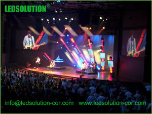 Ledsolution Rental LED Display pictures & photos