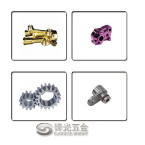Custom Made Precision CNC Machining Part, Fitness Parts pictures & photos