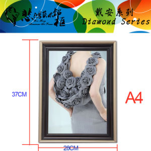 Customized Aluminum Picture Frame Poster Frame pictures & photos