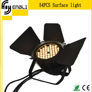 54PCS *3W 2in1 LED PAR Light for Stage (HL-045) pictures & photos