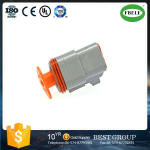 Female Automotive Auto Plug Car 3 Pin Connector pictures & photos