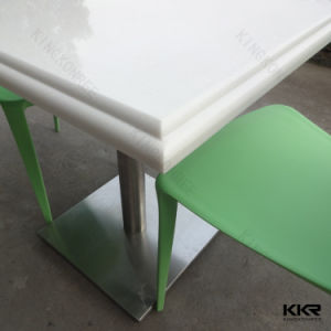 2016 Dining Room Furniture, Solid Surface Dining Table pictures & photos