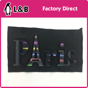 New Design Popular Fashion 3D Digital Patch pictures & photos