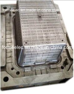 Beer Basket Plastic Mould Design Manufacture Beer Crate Injection Mold pictures & photos