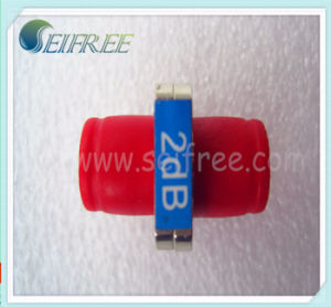 2 dB Fiber Optic FC Mpc Attenuator for FTTH pictures & photos