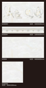 China Ceramic Tile for Bathroom Decoration pictures & photos