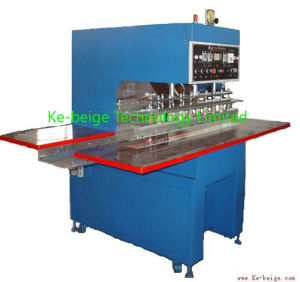 10kw Pneumatic Tarpaulin Welding Machine for Awning Welding pictures & photos