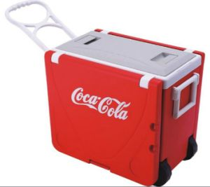 Keep Food Cool / Ice Cooler Box in Camping pictures & photos